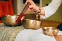 relax con le campane tibetane